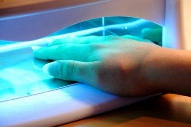 Современные ультрафиолетовые лампы для сушки ногтей