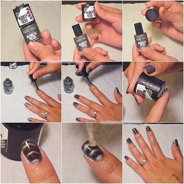 Как сделать обычный магнит