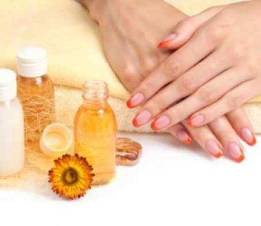 Эфирные масла для ногтей