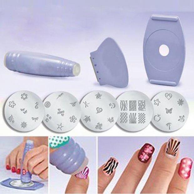 Стемпинг для ногтей