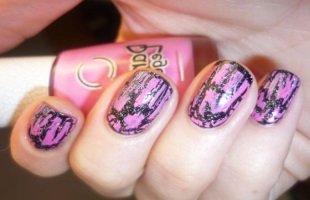 Кракелюрные лаки для ногтей