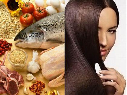 Незаменимые продукты для красивых волос