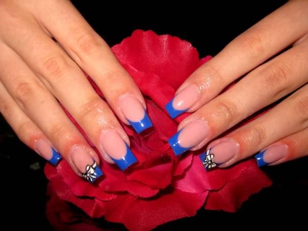 Фото ногтей жемчуг дизайн