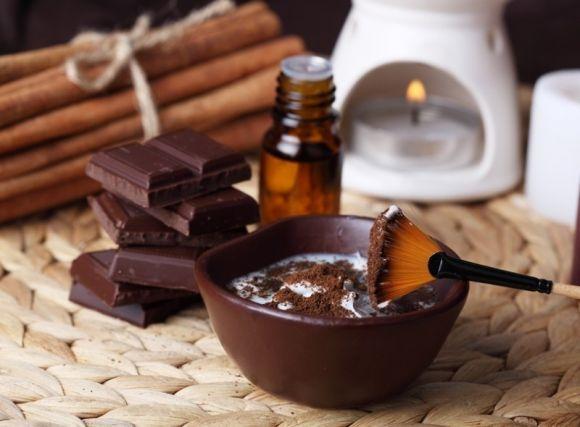 Шоколадный спа - маникюр