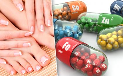 Витамины для укрепления и роста ногтей