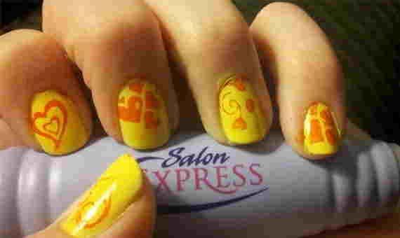 Salon express – набор для художественного маникюра