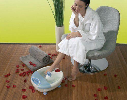 Как выбрать ванночку для ног