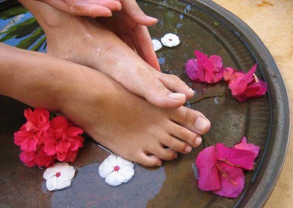Ванночки с йодом от грибка ногтей